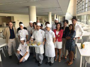 Menús Sin Gluten en la Universidad de Granada